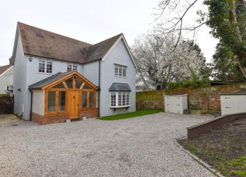 Thumbnail 4 bed detached house for sale in North Street, Dunmow