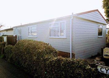 3 bed mobile/park home for sale in Hoo Marina Park, Vicarage Lane, Rochester ME3
