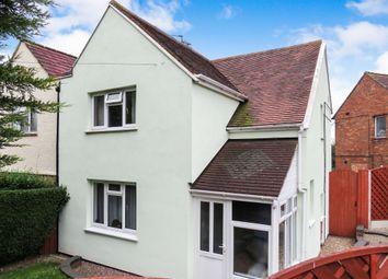 3 bed semi-detached house for sale in Arleston Street, Derby DE23