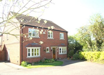 Thumbnail 5 bed detached house to rent in Turton Gardens, Feckenham, Redditch