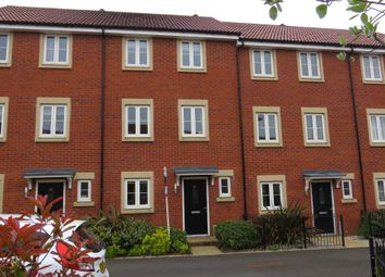 Thumbnail 4 bed town house for sale in Hollybrook Mews, Yate, Bristol
