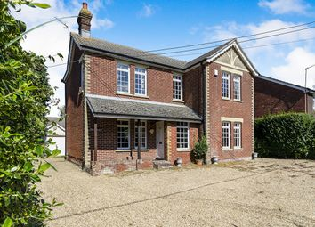 Thumbnail 3 bed detached house for sale in Botley Road, Southampton