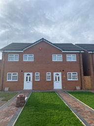 Thumbnail 3 bed semi-detached house for sale in Lanchester Way, Castle Bromwich