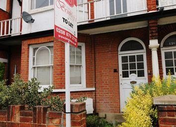 Thumbnail 3 bed maisonette to rent in Stanton Road, London