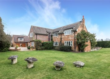 Thumbnail 5 bedroom detached house to rent in Sturt Green, Holyport, Maidenhead, Berkshire