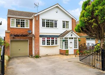 Thumbnail 5 bed detached house for sale in Hillcrest Rise, Cookridge