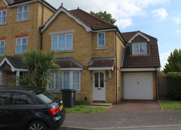 Thumbnail 5 bed semi-detached house to rent in Nightingale Shott, Englefield Green