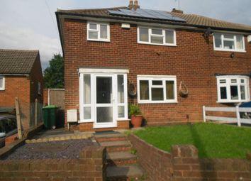 Thumbnail 3 bed semi-detached house to rent in Wheatsheaf Road, Oldbury, Tiverdale