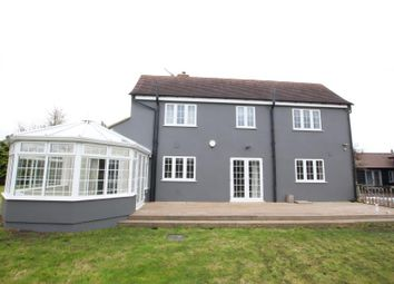 Thumbnail 4 bed detached house to rent in Rickford, Worplesdon, Guildford