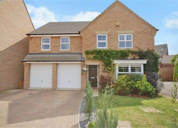 Thumbnail 5 bed detached house for sale in Spinney Close, Moulton, Northampton