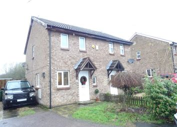 2 bed semi-detached house for sale in Foxhill Drive, Glen Parva, Leicestershire LE2