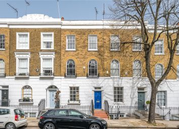 Thumbnail 3 bed terraced house for sale in Burgh Street, Islington, London
