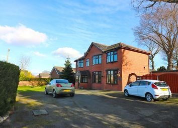 Thumbnail 4 bed detached house for sale in Strawberry Way West, Backford, Chester