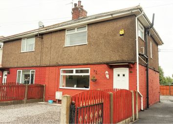 Thumbnail 3 bed semi-detached house for sale in Scarborough Road, Bilsthorpe