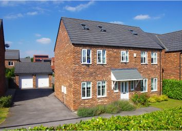 Thumbnail 5 bed detached house for sale in Holmsley Lane, Woodlesford, Leeds