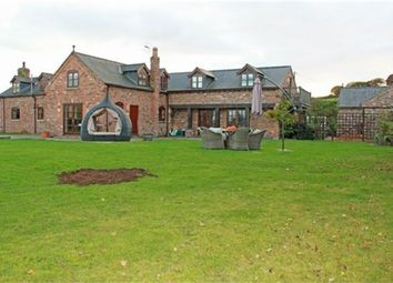 Thumbnail 5 bed detached house for sale in Station Road, Oakmere, Northwich, Cheshire