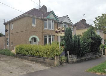 Thumbnail 3 bed semi-detached house to rent in Malvern Road, Swindon
