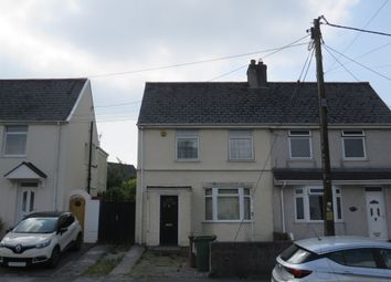 Thumbnail 3 bed semi-detached house for sale in Budshead Road, West Park, Plymouth