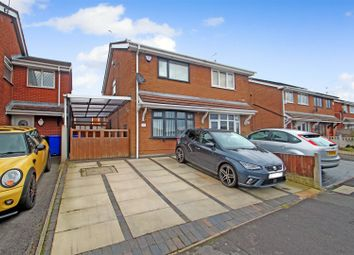 Thumbnail 2 bed semi-detached house for sale in Fleckney Avenue, Meir Hay, Stoke-On-Trent