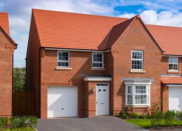 """Thumbnail 4 bed detached house for sale in """"Millford"""" at Callow Hill Way, Littleover, Derby"""