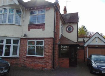Thumbnail 1 bed detached house to rent in Birmingham Road, Sutton Coldfield