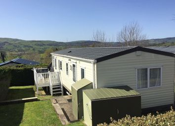 Thumbnail 3 bed mobile/park home for sale in Y Nentydd, Rhyd-Y-Foel, Abergele