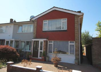 Thumbnail 3 bed end terrace house for sale in Park Road, Stanwell