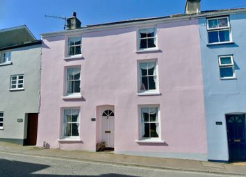 Thumbnail 4 bedroom town house for sale in Stoke Fleming, Dartmouth, Devon