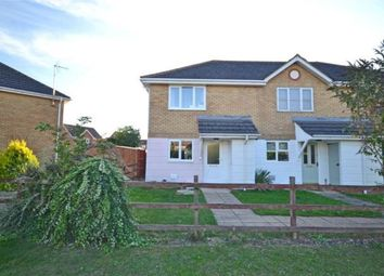 Thumbnail 2 bed terraced house to rent in Belcanto Court, Spalding