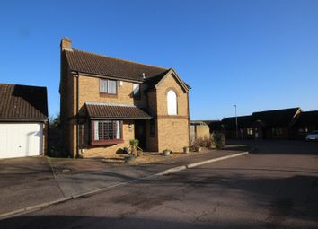 Thumbnail 4 bed detached house for sale in Studley Road, Wootton, Bedford