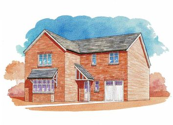 Thumbnail 4 bed detached house for sale in Gynsill Lane, Anstey, Leicester