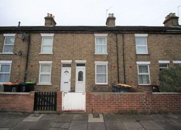Thumbnail 2 bed terraced house to rent in Mabel Road, Bedford