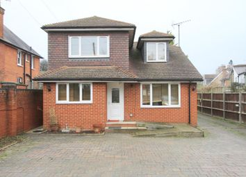 Thumbnail 4 bed detached house to rent in Rickmansworth Road, Northwood