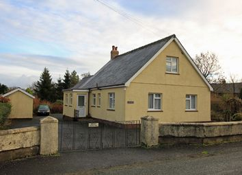 Thumbnail 4 bed detached house for sale in Bronwydd Arms, Carmarthen, Carmarthenshire