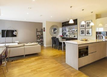 Thumbnail 2 bed flat to rent in Spinnaker House, Battersea Reach