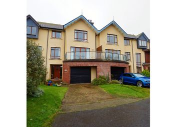 Thumbnail 4 bed town house for sale in Cove Avenue, Bangor