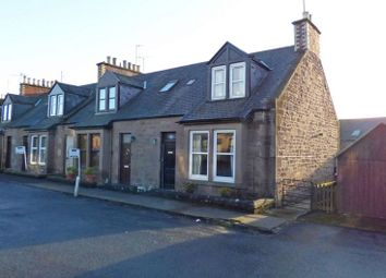 Thumbnail 2 bed end terrace house for sale in Victoria Place, Brechin