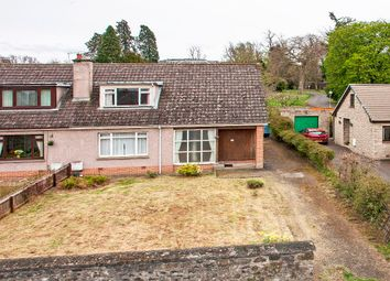Thumbnail 4 bed semi-detached house for sale in 27 Gannochy Road, Perth