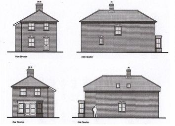 Thumbnail 4 bedroom detached house for sale in Glemsford, Sudbury, Suffolk