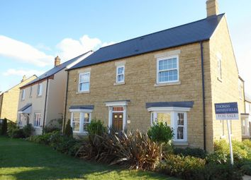 Thumbnail 4 bed detached house for sale in Perth Road, Bicester