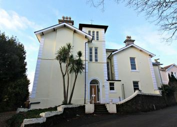 Thumbnail 2 bedroom flat to rent in Cleveland Road, Torquay