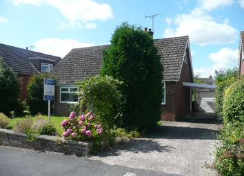 Thumbnail 3 bed bungalow to rent in Highfield Avenue, Audlem, Crewe