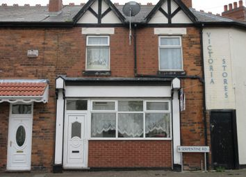 Thumbnail 3 bed terraced house for sale in Sepentine Road, Aston, Birmingham