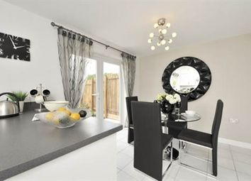 "Thumbnail 3 bed detached house for sale in ""The Hatfield"" at Front Street, Fleming Field, Shotton Colliery, Durham"