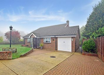 Thumbnail 2 bed detached bungalow for sale in Silverbirch Avenue, Meopham, Gravesend, Kent