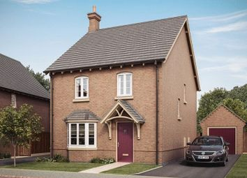 Thumbnail 4 bed detached house for sale in The Lincoln, Hilltop View, Burton On Trent