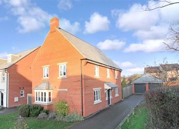 Thumbnail 4 bedroom detached house to rent in North Lodge Drive, Papworth Everard, Cambridge