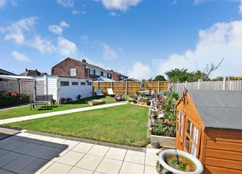 Thumbnail 4 bed detached bungalow for sale in Leonard Road, Greatstone, New Romney, Kent