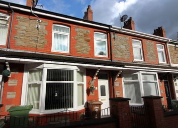 Thumbnail 3 bed terraced house to rent in William Street, Blackwood, Blackwood