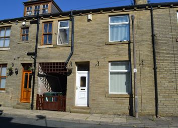 Thumbnail 2 bed terraced house for sale in York Street, Queensbury, Bradford